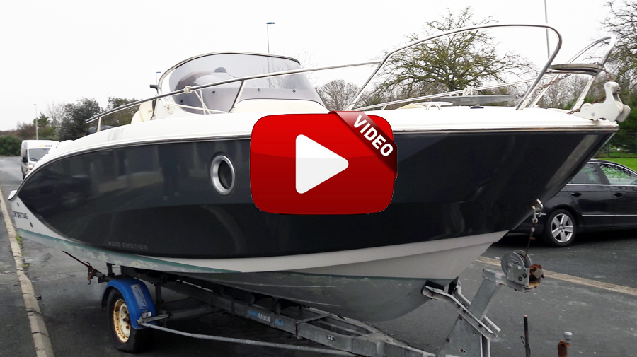 vidéo du wrapping du sessa key largo 24